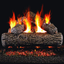 "Real Fyre 30"" Golden Oak Gas Log Set - US Fireplace Store"