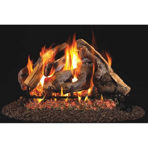"Real Fyre 30"" Woodstack Gas Log Set - US Fireplace Store"