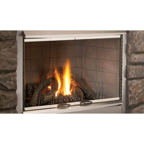 "Superior 36"" VRE4336 Vent-Free Outdoor Fireplace - US Fireplace Store"