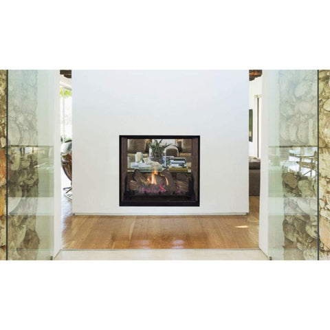 "Superior 40"" DRT63ST Direct Vent See-Through Gas Fireplace - US Fireplace Store"