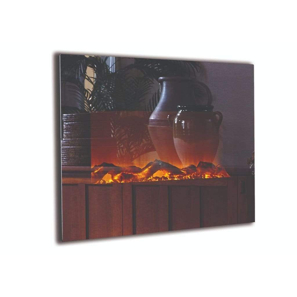 Touchstone Mirror Onyx Fireplace - US Fireplace Store
