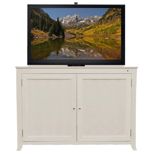 Touchstone Monterey Unfinished TV Lift Cabinet - US Fireplace Store