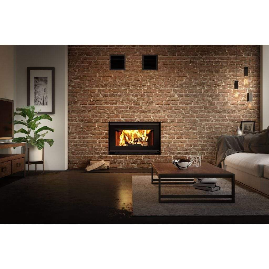 Valcourt Mundo II Wood Fireplace - US Fireplace Store