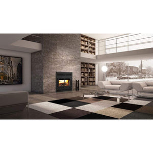 Valcourt Waterloo High Efficiency Wood Fireplace - US Fireplace Store