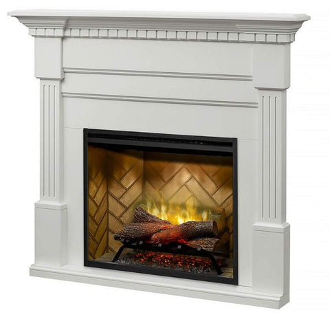 "Dimplex Christina BuiltRite 57"" Mantel (Mantel Only) - US Fireplace Store"