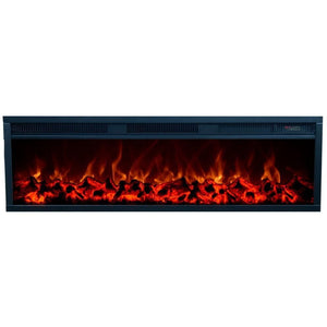 "Touchstone Emblazon 50"" Electric Fireplace - US Fireplace Store"