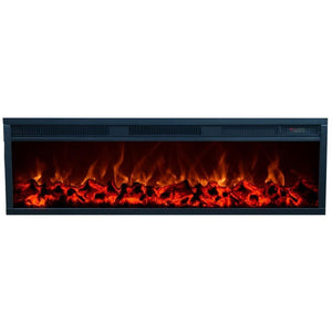 "Touchstone Emblazon 60"" Electric Fireplace - US Fireplace Store"