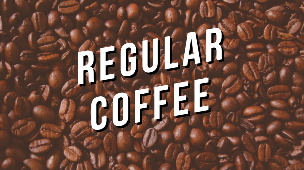 Coffee Regular (Hot)