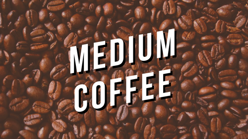 Coffee Medium (Hot)