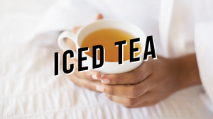 Tea Iced (West Coast)