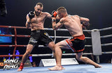 NEW ZEALAND FIGHTER : 'Slick' Victor Mechkov slices up the Competition
