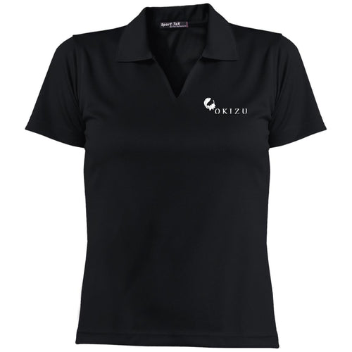 Ladies' Dri-Mesh Short Sleeve Polo
