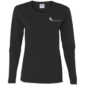 Ladies' Cotton Long Sleeve T-Shirt