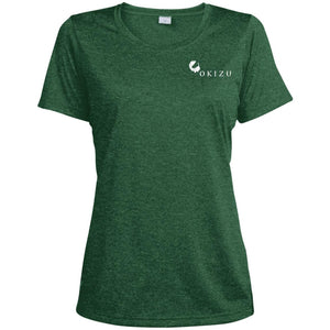 Ladies Heather Dry Fit Moisture Wicking