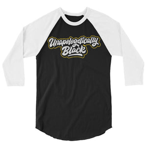 Unapologetically Black Raglan Shirt