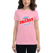 Load image into Gallery viewer, I'm from Chicago Women's short sleeve t-shirt