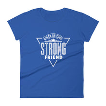 Load image into Gallery viewer, Strong Friend T-shirt