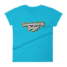 Load image into Gallery viewer, Unapologetically Bougie Women's T-shirt