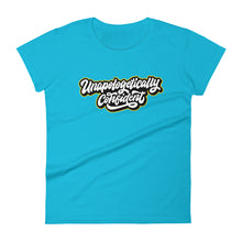 Load image into Gallery viewer, Unapologetically Confident Women's T-shirt