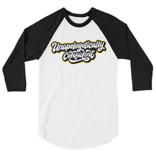 Load image into Gallery viewer, Unapologetically Confident Raglan Shirt