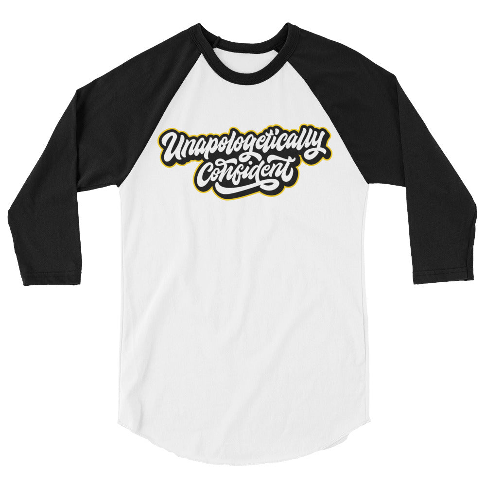 Unapologetically Confident Raglan Shirt