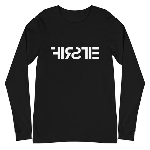 FIRSTIE Unisex Long Sleeve Tee