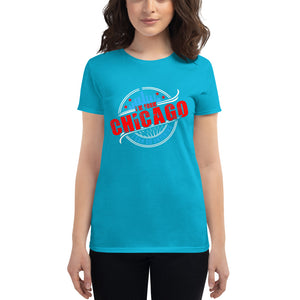 I'm from Chicago Women's short sleeve t-shirt