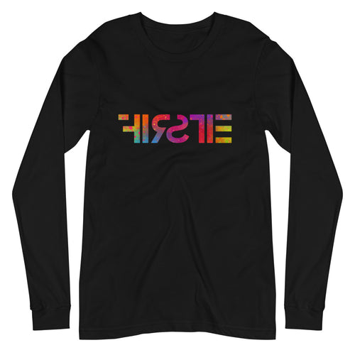 FIRSTIE (colorful) Unisex Long Sleeve Tee