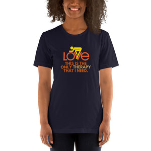 This is the Only Therapy That I Need | Cycle T-shirt
