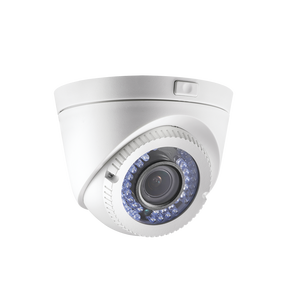 Professional TVI Turret Camera 1080p 2MP/ Smart IR 130 ft. / IP66 / Varifocal Lens 2.8 to 12mm.
