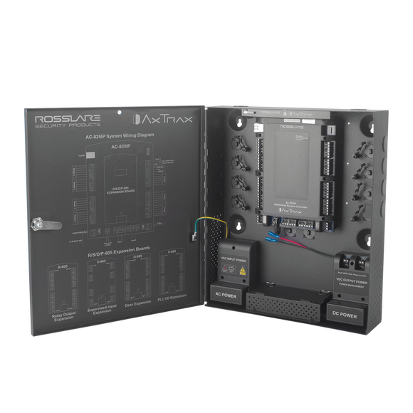 Reader Scalable Networked Access Controller, Up to 56 Readers, Network Board, Up to 100,000 Users