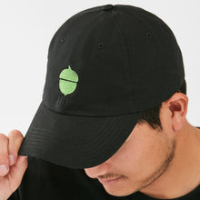 Load image into Gallery viewer, Logo Hat (Black)