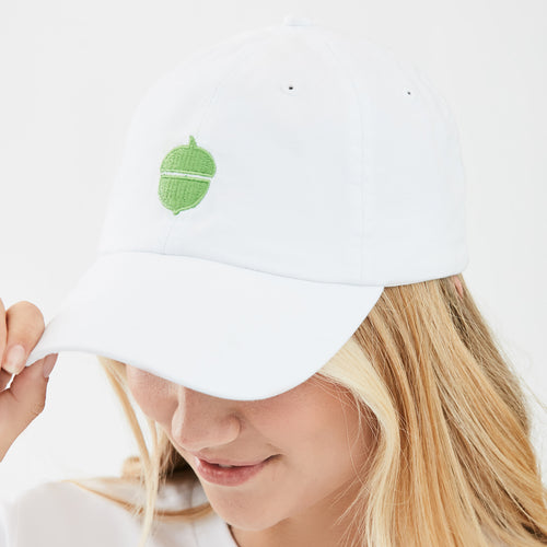 Logo Hat (White)