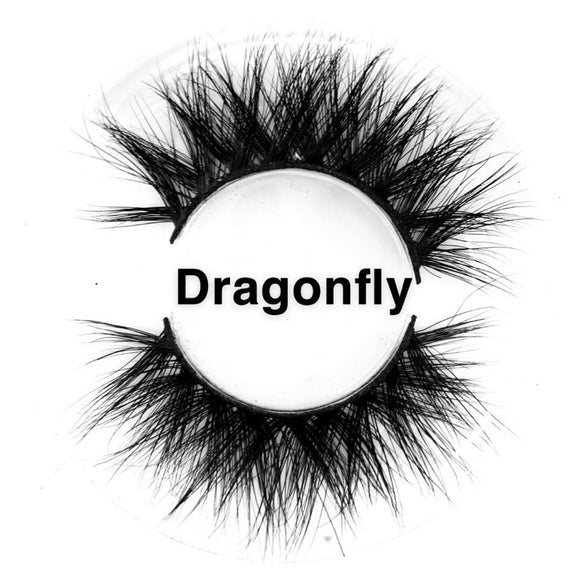 Dragonfly 3D Faux Mink Lashes