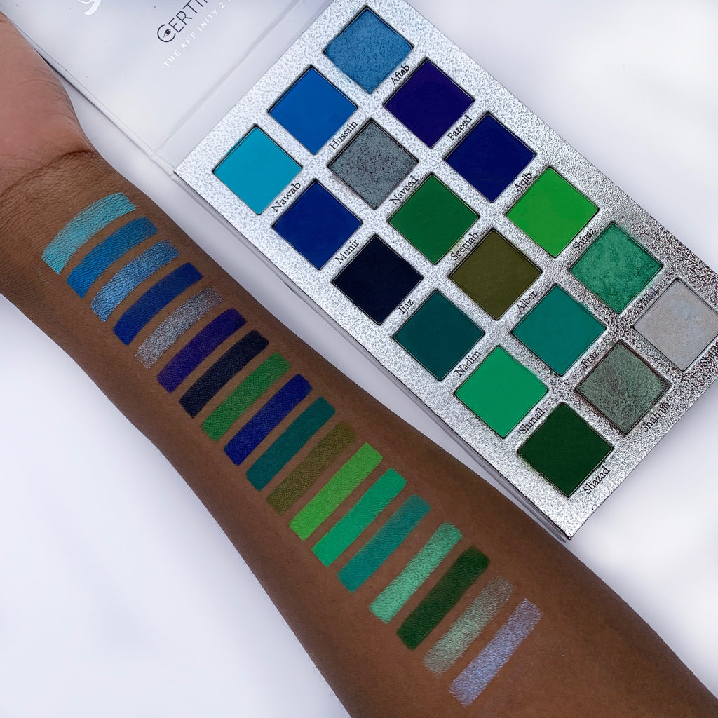 The Affinity 2 Palette