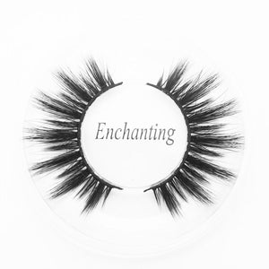 Enchanting 3D Faux Mink Lashes