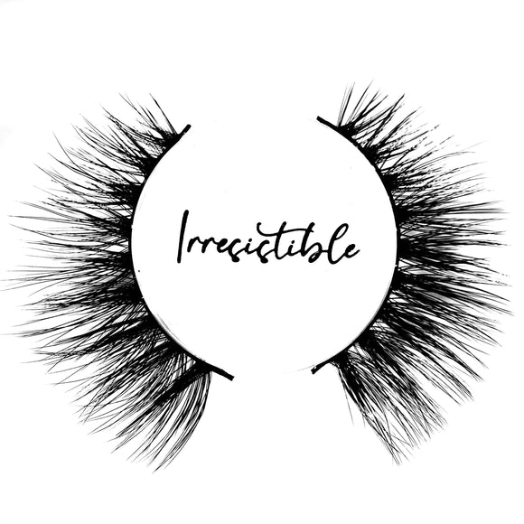 Irresistible 3D Faux Mink Lashes