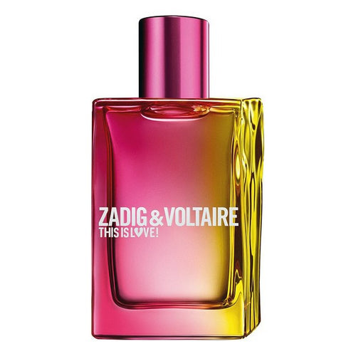 Naisten parfyymi This is Love Zadig & Voltaire EDP (50 ml)