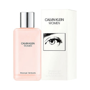 Shower Gel Women Calvin Klein (200 ml)