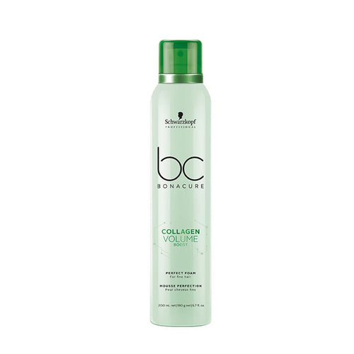Vaahtoava hoitoaine Bc Collagen Volume Schwarzkopf (200 ml)