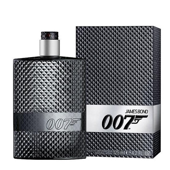 Miesten tuoksu James Bond 007 EDT (75 ml)