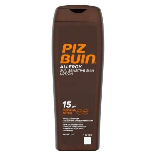 Aurinkosuoja Allergy Piz Buin Spf 15 (200 ml)