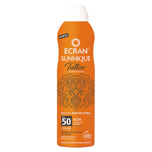 Aurinkosuojasuihke Tattoo Ecran (250 ml)