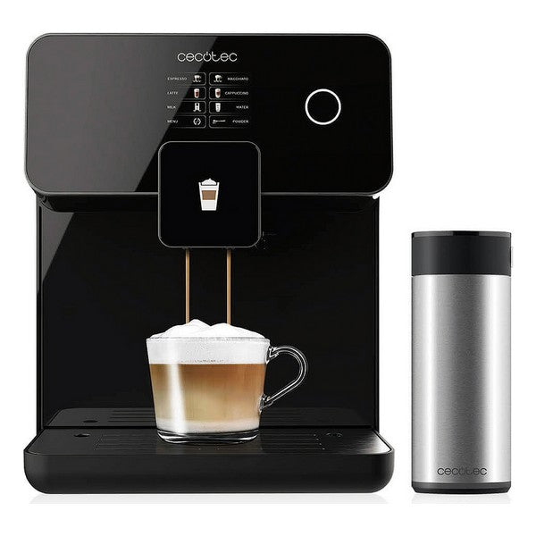 Kahvinkeitin Cecotec Power Matic-ccino 8000 Touch 1,7 L 1500W Musta