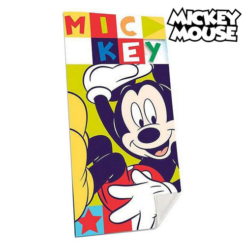 Rantapyyhe Mickey Mouse (70 x 140 cm)