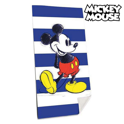 Rantapyyhe Mickey Mouse (75 x 150 cm)