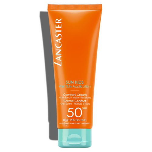 Aurinkosuoja Sun Kids Wet Skin Lancaster SPF 50 (125 ml)