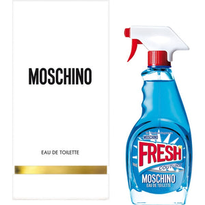 Naisten tuoksu Fresh Couture Moschino EDT