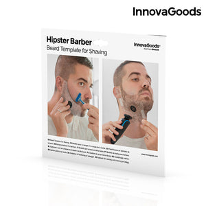 InnovaGoods Hipster Barber Partamuotti