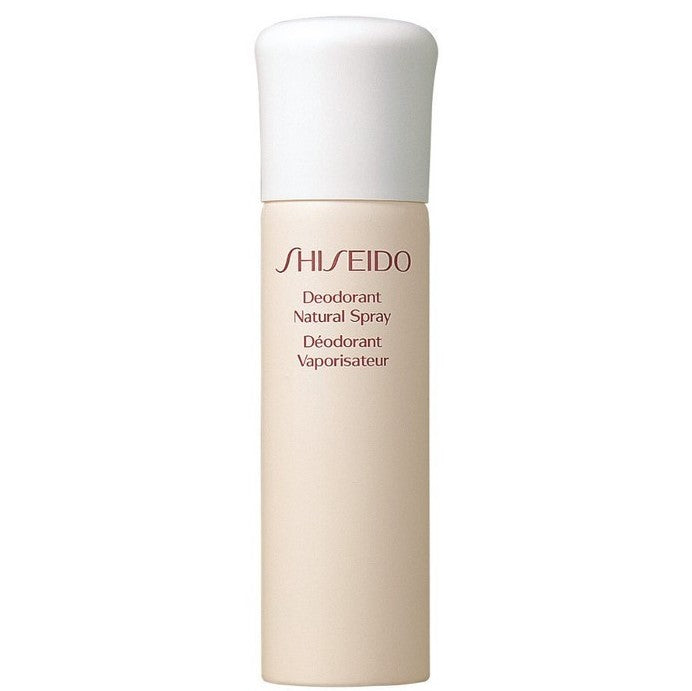 Suihkedeodorantti Natural Shiseido (100 ml)